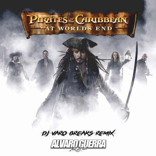 DJ VARO - Piratas del Caribe (2017 Breaks Remix)